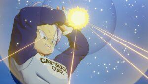 Dragon Ball Z Kakarot: Nuevas imágenes del DLC 3 «Trunks El Guerrero de la Esperanza»