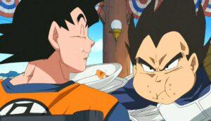 ¿Por qué los Saiyajin y Dioses comen tanto?