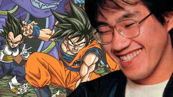 El mensaje de Akira Toriyama sobre la película Dragon Ball Super 2022